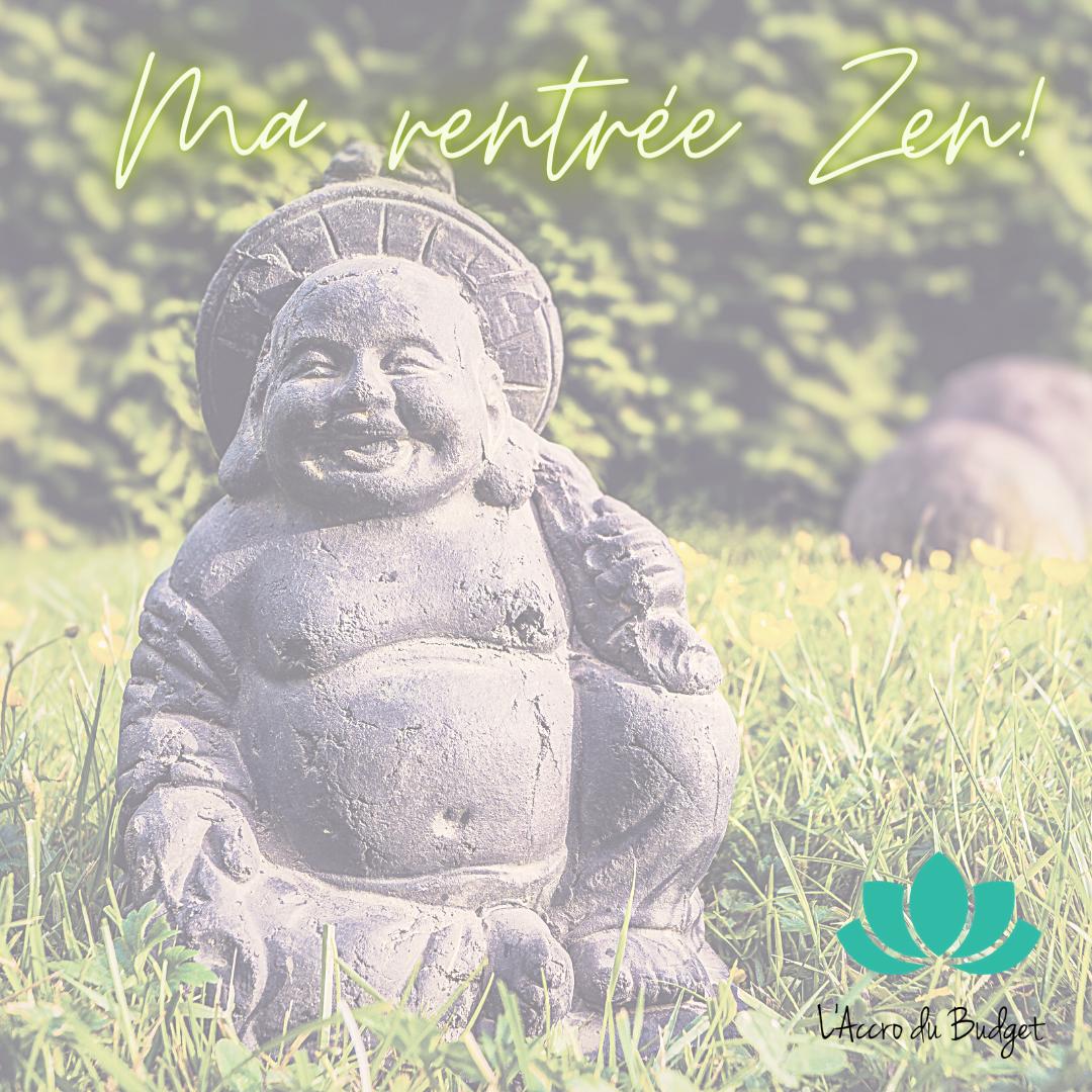 7 astuces pour une rentrée zen