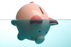 Budget déséquilibré