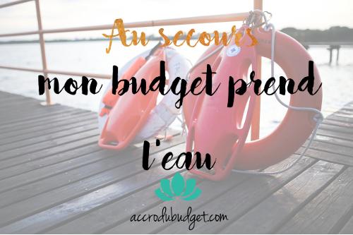secours budget
