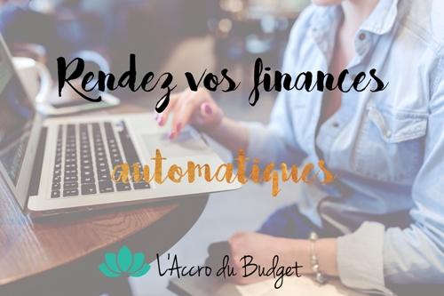finances automatiques