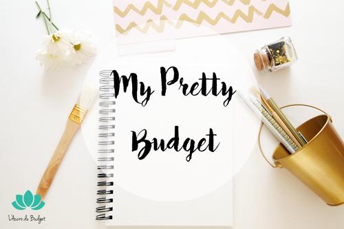 my pretty budget l 39 accro du budget. Black Bedroom Furniture Sets. Home Design Ideas