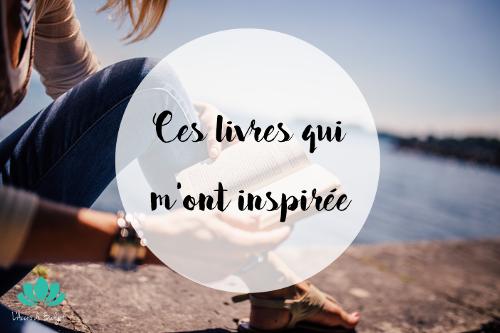 Il n'y a pas que les livres sur l'entreprenariat et de développement personnel qui peuvent vous inspirer, la preuve...