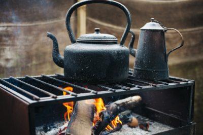 Pas besoin d'en revenir au poêle à bois pour la cuisine non plus ;)